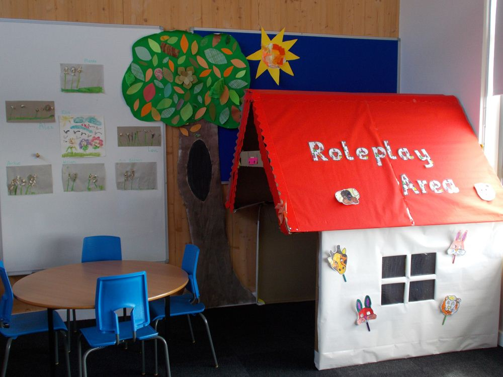 Role Play Area